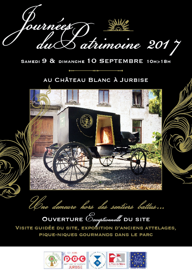 Le château blanc ouvre ses portes les 9 et 10 septembre 2017