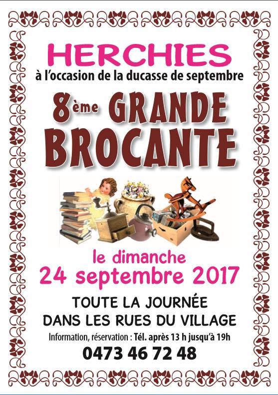 24 septembre 2017 dans les rues du village